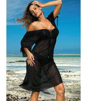 Платье пляжное женское DORA