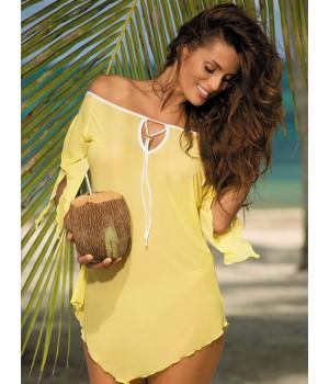 Туника пляжная женская